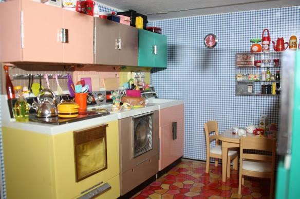Uusi keittiö!